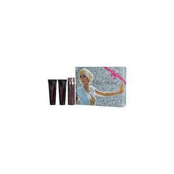 PARIS HILTON by Paris Hilton - EAU DE PARFUM SPRAY 3.4 OZ & BODY GLISTENING LOTION 3 OZ & SHOWER GEL 3 OZ - WOMEN