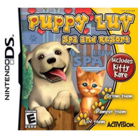 Activision, Inc. Puppy Luv: Spa and Resort (used)