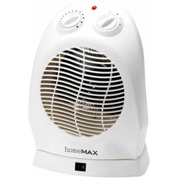 Homemax Fan Heater with Oscillation