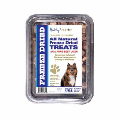 Healthy Breeds Eurasier All Natural Freeze Dried Treats Beef Liver 10 oz