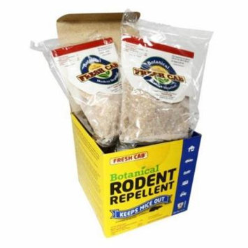 Rat and Mouse Repellent Rodent Control for RVs, Sheds, Boats, Homes and Farms (EPA Approved Lab-Proven)
