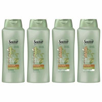 Suave Professionals Almond + Shea Butter Moisturizing Shampoo and Conditioner, 28 oz, 4 count
