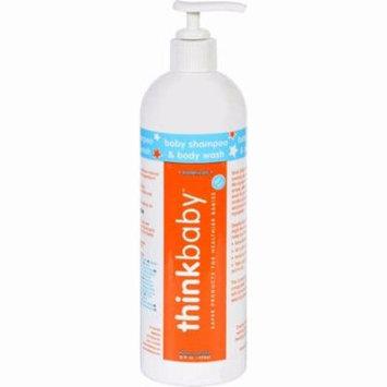 Thinkbaby Shampoo And Body Wash - 16 Fl Oz