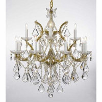 Maria Theresa Crystal Chandeliers H30