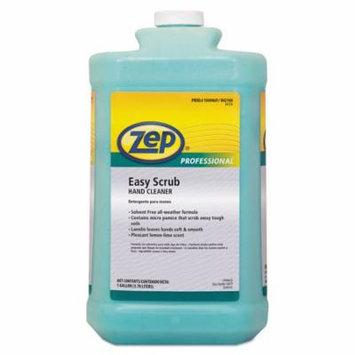 Industrial Hand Cleaner, Easy Scrub, 1 gal Bottle, 4/Carton