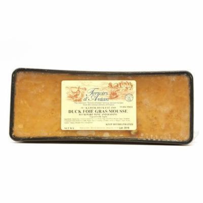 Duck Foie Gras Mousse with Port Wine - 3.2-3.6 Lbs