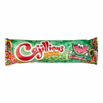 Cajillions Chewy Candy Watermelon 1.9 oz 192ct Case