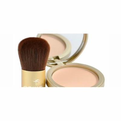 GENIE Cashmere Powder Intro Kit (9g Compact with Large Kabuki Brush)
