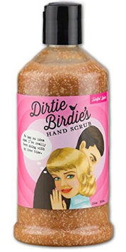 Piccadilly Products Inc Pumpkin Spice Scent Hand Scrub - Dirtie Birdie's Sinful Spice Hand Cleaner (16oz), Vegan Friendly