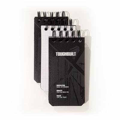 X-Small Grid Notebook 3 Pack