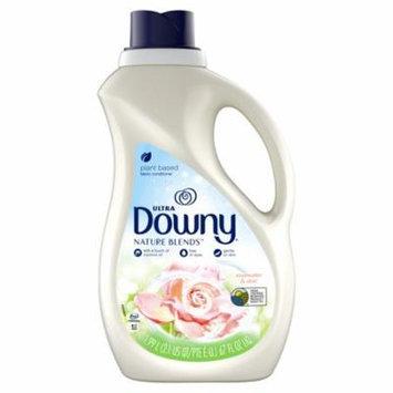 Downy Nature Blends Liquid Fabric Conditioner (Fabric Softener), Rosewater & Aloe, 78 Loads, 67 fl oz
