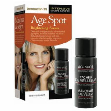 Dermactin Age Spot Bright Serum 1 oz. (Pack of 2)