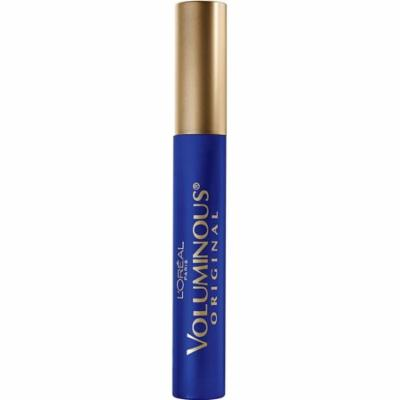 4 Pack - L'Oreal Paris Voluminous Original Mascara, Cobalt Blue 0.26 oz