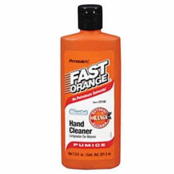 Permatex 25219 Fast Orange Pumice Lotion Hand Cleaner - 1gal. Bottle with Pump