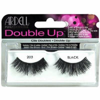 4 Pack - Ardell Double Up [203] False Eyelashes, Black 1 ea