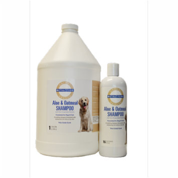 Aloe & Oatmeal Shampoo [Pina Colada scent] for Dogs & Cats [Stratford] (1 gallon)
