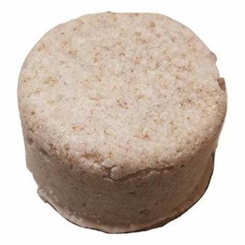 Sugar Puck,Unique Sugar Scrub Soap Bar, Exfoliating, Foaming, Moisturizing. and Fizzing, Coconut Scent, By Diva Stuff