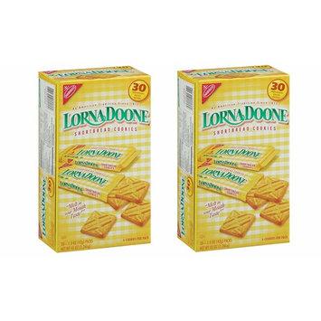 Lorna Doone-Shortbread Cookies, 1.50z Pack, 60Ct