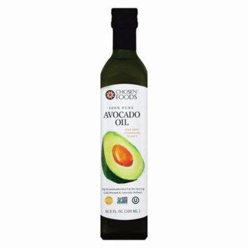 Chosen Foods Avocado Oil - Pack of 6 - 16.9 Fl Oz.