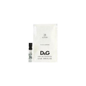 D & G 21 LE FOU by Dolce & Gabbana - EDT SPRAY VIAL - MEN