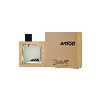 HE WOOD by Dsquared2 - EDT SPRAY 3.4 OZ - MEN