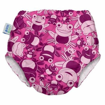 My Swim Baby Swim Diaper, Hopping Holly, XL