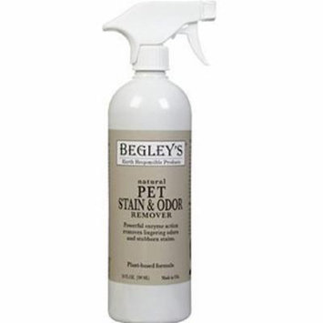 Begley's Best Pet Stain & Odor Remover - 24 oz by Begley's Best