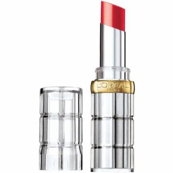 6 Pack - L'Oreal Colour Riche Shine Lipstick, Enamel Red 1 ea