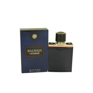 Balmain Homme by Balmain Eau De Toilette Spray 3.4 oz