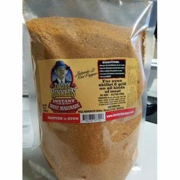 5# Daddy Hinkle's Hotter n $700 Seasoning Rub (Bulk Resealable Bag)