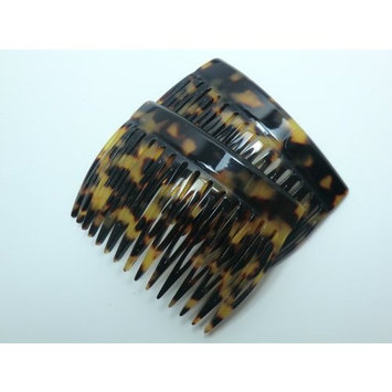Charles J. Wahba 15 Tooth French Side Comb Pair - Tokyo by Charles J. Wahba