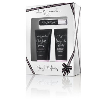 Booty Parlor Flirty Little Favorites Gift Set - Pink Caviar Scrub, Body Butter and Perfume Oil