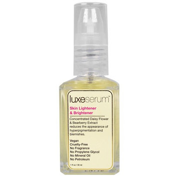 LuxeBeauty, Luxe Serum, Skin Lightener & Brightener, 1 fl oz (30 ml)