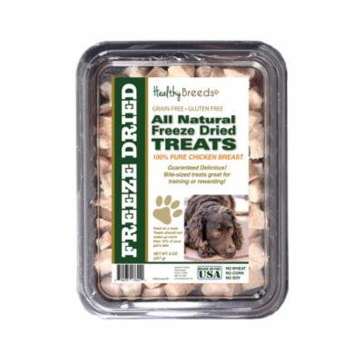 Healthy Breeds American Water Spaniel All Natural Freeze Dried Treats Chicken Breast 8 oz
