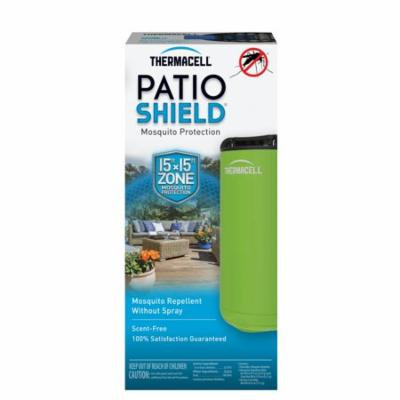 Thermacell Patio Shield Mosquito Repeller, Green