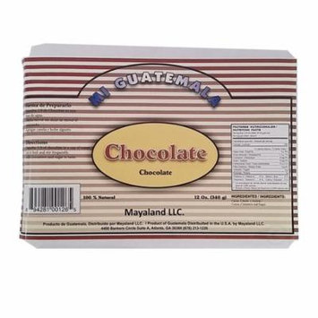 Mi Guatemala Chocolate 12 oz - Mi Guatemala Chocolate 12 oz (Pack of 18)