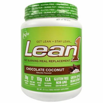 Lean 1 Chocolate Coconut 1.7lb