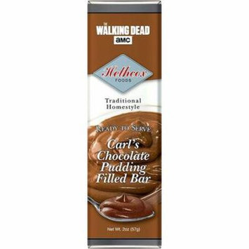 The Walking Dead Hethcox Foods Carl's Chocolate Pudding Filled Bar