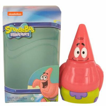 Spongebob Squarepants Patrick by Nickelodeon - Men - Eau De Toilette Spray 3.4 oz