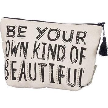 Primitives by Kathy Zipper Pouch Handbag Cotton Zip up Makeup Bag (Own Kind)