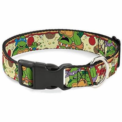 Buckle Down Nickelodeon Pet Plastic Clip Dog Collar