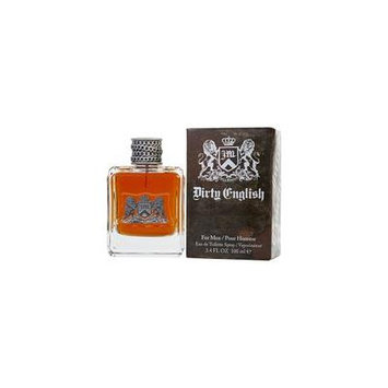 DIRTY ENGLISH by Juicy Couture - EDT SPRAY 3.4 OZ - MEN