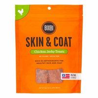 Bixbi Skin & Coat Chicken Jerky Recipe Dog Treats, 5 Oz