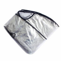 Cart Rain Cover Weatherproof Super Thick Windshield Stroller Raincoat
