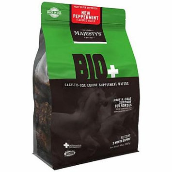 Majesty's Bio Plus Hoof Peppermint Flavored Wafers