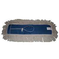 Nine Forty Industrial Strength Ultimate Cotton Floor Dust Mop Refill | Commercial Cleaner Mop Head Replacement (1 Pack, 36
