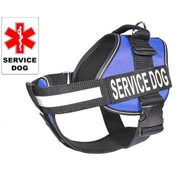 Dogline Unimax Service Dog Vest Free Service Dog ID Badge ADA Law []