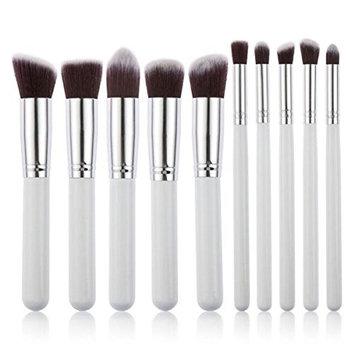 Garberiel 10x Makeup Brush Set Cosmetic Foundation blending pencil brushes Beauty Tools