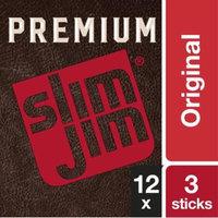Slim Jim Premium Original 1.23oz (Pack of 12)