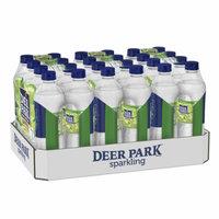 Deer Park® Sparkling Natural Spring Water Zesty Lime 24 0.5 L Bottles